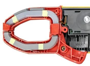 transformador pinza amperimétrica corriente alterna transformador