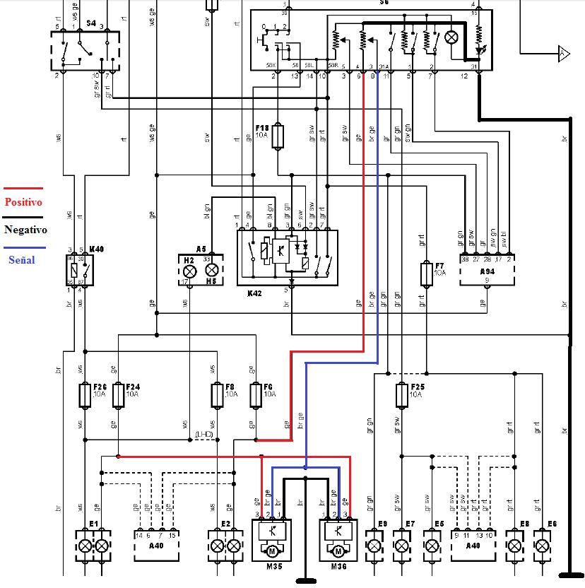 servomotores en el autom u00f3vil   u2013 sistemas el u00e9ctricos del