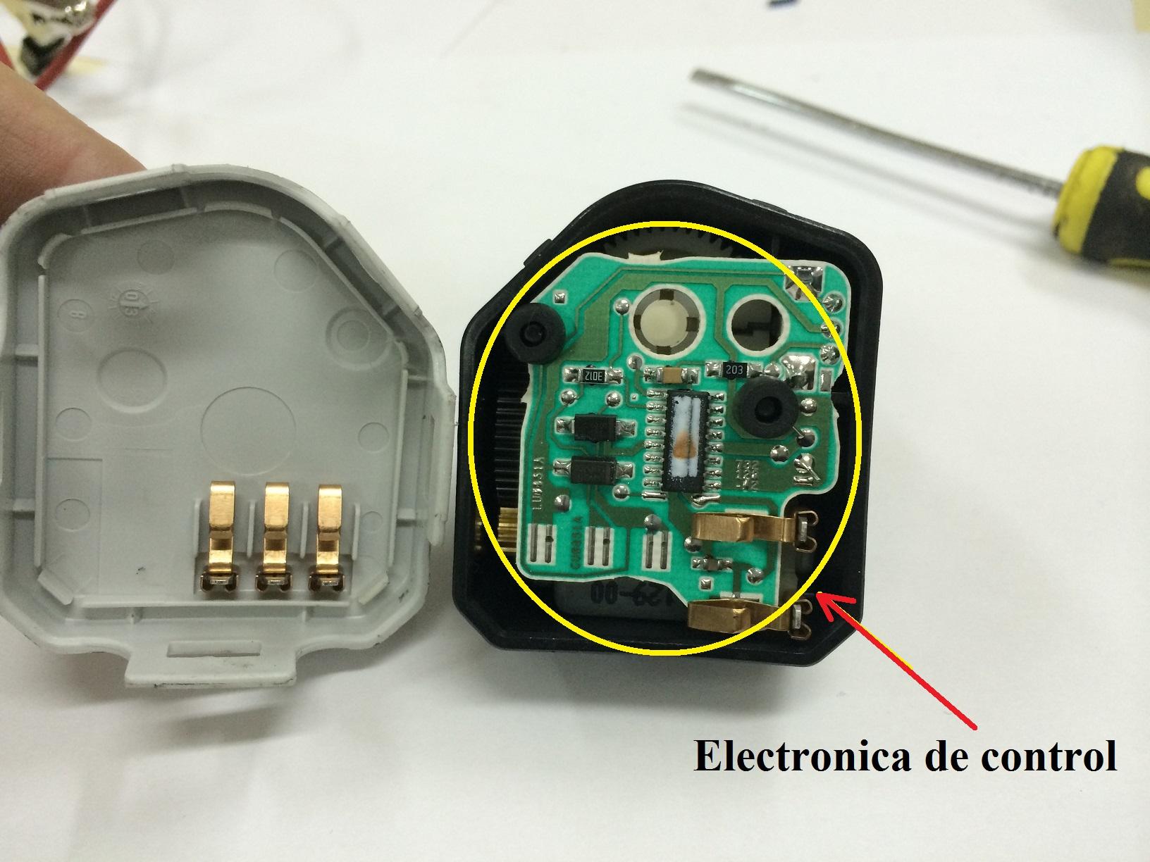 fabricante potenciometro electronica: