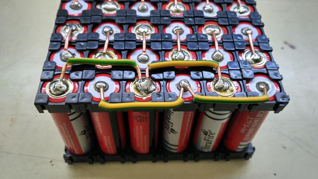 Batería de litio 1