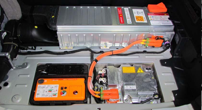 Tema 18-2 TRACCIÓN Hybrid. Batería de tracción.