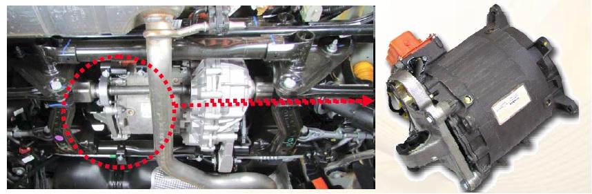 Tema 18-5 TRACCIÓN Hybrid. Motor Eléctrico de tracción.