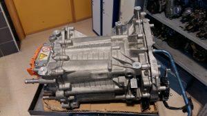 Motor continental Q12 Renault ZOE 2013